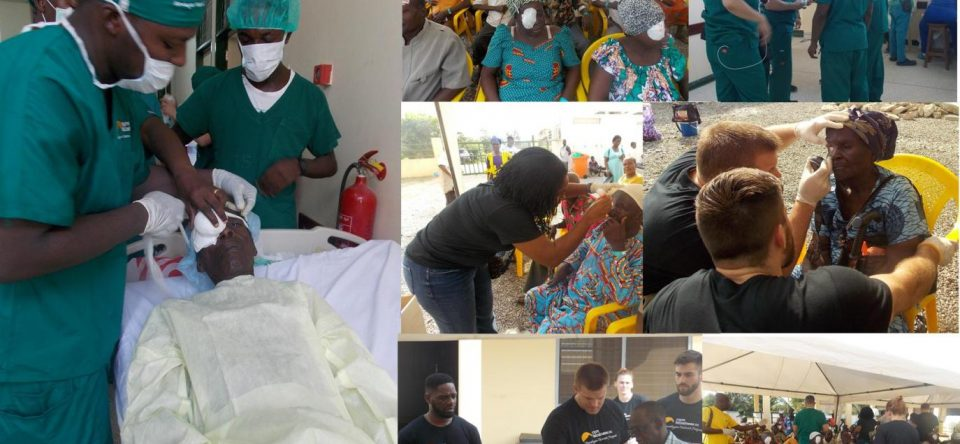 CCTH Performs 240 Cataract Surgeries