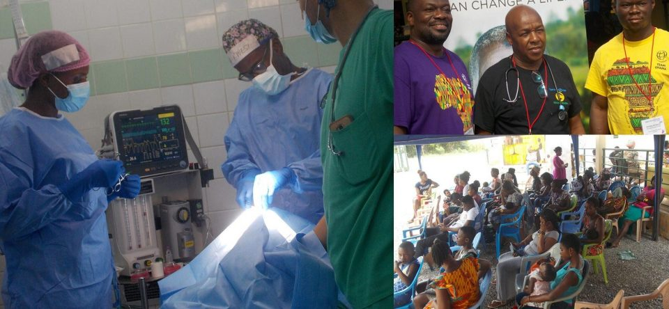 29 Cleft Surgeries Performed at CCTH