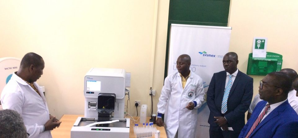 CCTH Acquires New Lab Equipment