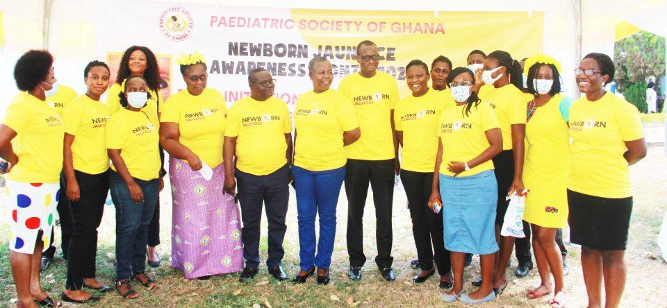 Neonatal Jaundice Awareness Week