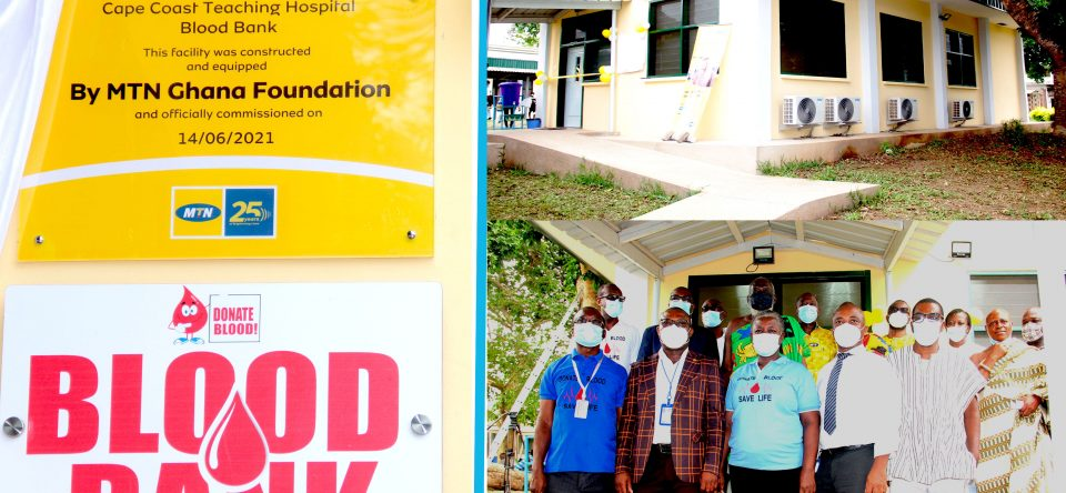 Commissioning of New Blood Bank